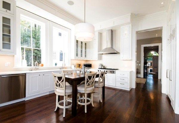 dabīgais apgaismojums virtuvē