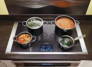Indukcijas virtuves plīts